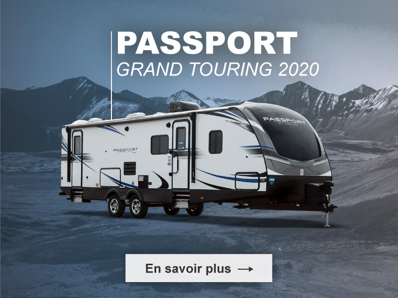 Roulottes Passport GT