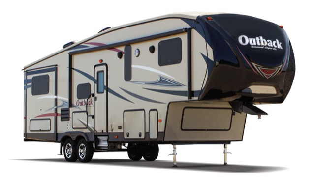 fifth wheel keystone outback 2017. Black Bedroom Furniture Sets. Home Design Ideas